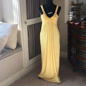 NWT Love Token Maxi Dress